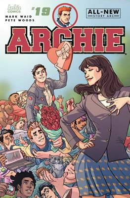 Archie (2015-) (Comic Book) #19
