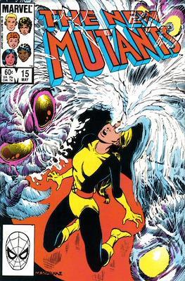 The New Mutants (Grapa) #15