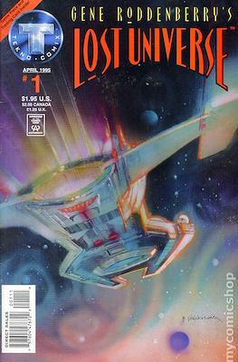 Lost Universe (Comic Book) #1