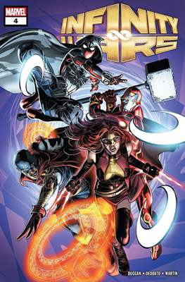 Infinity Wars (Comic book) #4