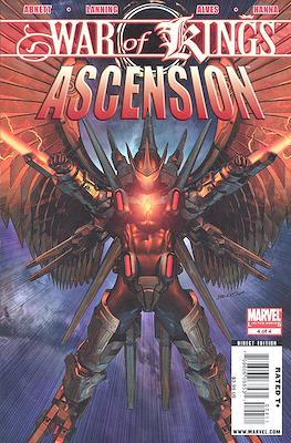 War of Kings: Ascension Vol 1 (Comic Book) #4