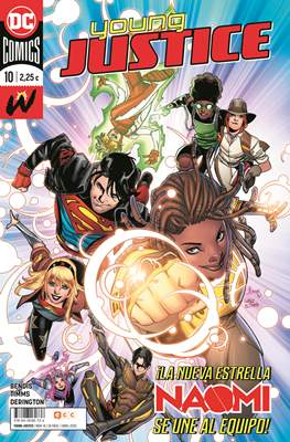 Young Justice (2019-) (Grapa 32 pp) #10