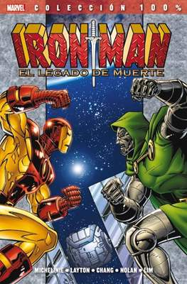 Iron Man: El legado de Muerte (2012)