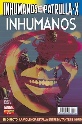 Inhumano / Inhumanos (2014-2018) (Grapa) #35