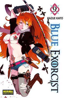 Blue Exorcist (Rústica con sobrecubierta) #9
