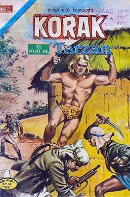 Korak, el hijo de Tarzán (Grapa 36 pp) #47