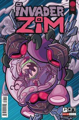 Invader Zim (Comic Book) #46