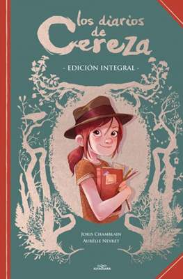 Los diarios de Cereza (Cartoné 400 pp)