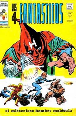 Los 4 Fantásticos Vol. 3 (1977-1980) (Grapa 44 pp) #10