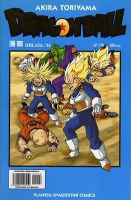 Dragon Ball - Serie Azul (Grapa) #179