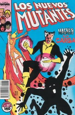 Los Nuevos Mutantes Vol. 1 (1986-1990) (Grapa 32-64 pp) #37