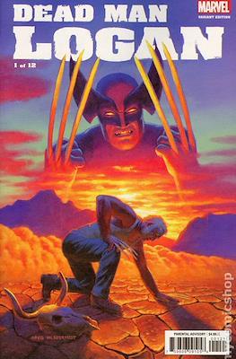 Dead Man Logan (Variant Cover)