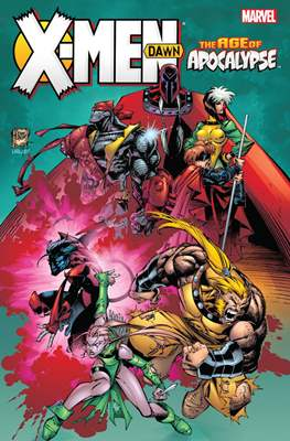 X-Men: The Age of Apocalypse - Dawn