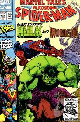Marvel Tales (Comic Book) #262