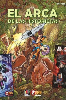 El Arca de las Historietas. 2ª etapa (Rústica 104 pp) #3