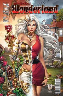Grimm Fairy Tales presents Wonderland (Comic Book) #12