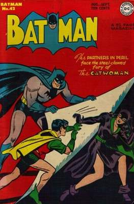 Batman Vol. 1 (1940-2011) (Comic Book) #42