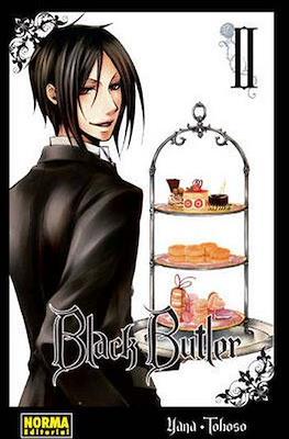 Black Butler (Rústica con sobrecubierta) #2