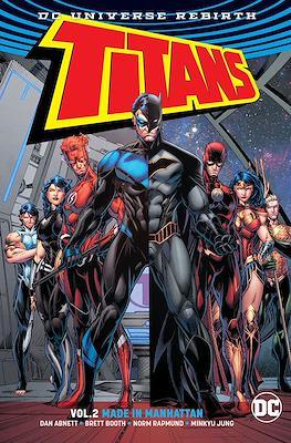 Titans Vol. 3 (2016-2019) (Softcover) #2