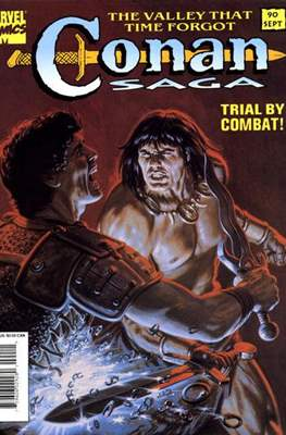 Conan Saga (Comic-book) #90