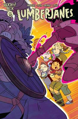 Lumberjanes (Comic-book) #68