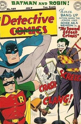 Detective Comics Vol. 1 (1937-2011; 2016-) (Comic Book) #149