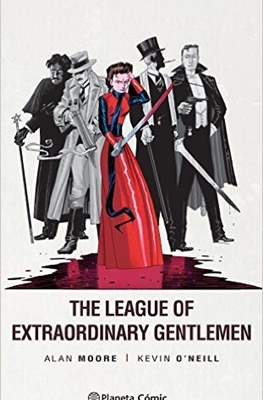 The League of Extraordinary Gentlemen #3