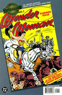 Wonder Woman #1 Millenium Edition 1942