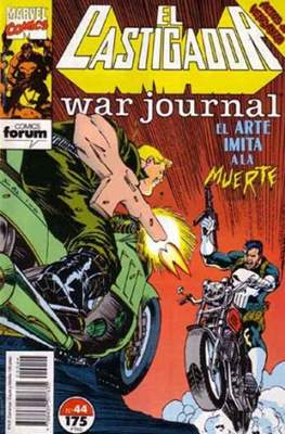 El Castigador (1988-1991) (Grapa 24 pp) #44