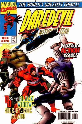 Daredevil Vol. 1 (1964-1998) (Comic Book) #370