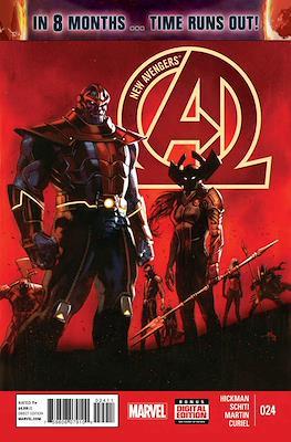 New Avengers Vol. 3 (2013 -2015 ) (Comic-Book) #24
