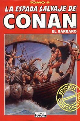 La Espada Salvaje de Conan el Bárbaro. Edición coleccionistas (Rojo) (Cartoné 192 pp) #9
