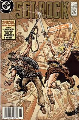 Sgt. Rock Special (1988-1992)