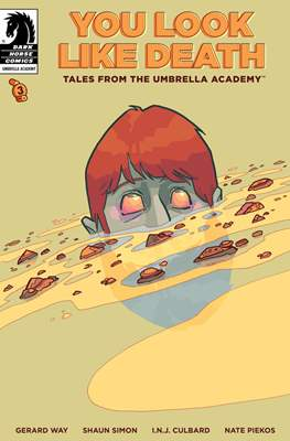 Tales From The Umbrella Academy: You Look Like Death (Comic Book) #3