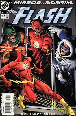 The Flash Vol. 2 (1987-2006) (Comic Book) #167