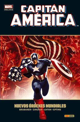 Capitán América. Marvel Deluxe (Cartoné 176 pp) #15