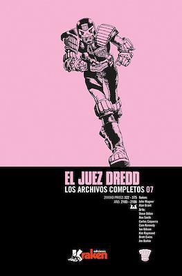 El Juez Dredd: Los Archivos Completos (Rústica 240-336 pp) #7