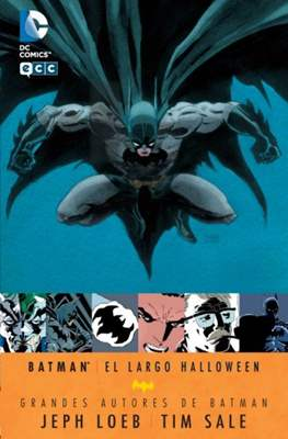 Grandes Autores de Batman: Jeph Loeb-Tim Sale #1