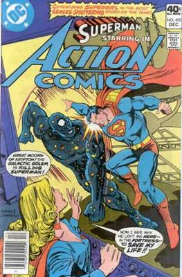 Action Comics Vol. 1 (1938-2011; 2016-) (Comic Book) #502