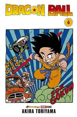 Dragon Ball (Rústica) #6