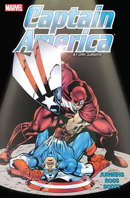 Captain America by Dan Jurgens (Softcover 256-280 pp) #2