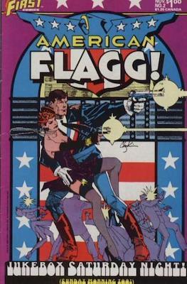 American Flagg! (Comic book) #2