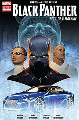 Black Panther - Soul Of A Machine #5