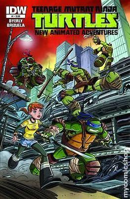 Teenage Mutant Ninja Turtles - New Animated Adventures