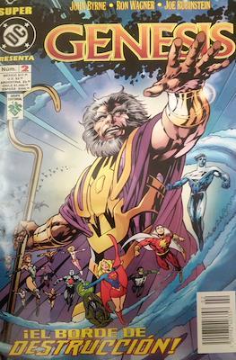 Super DC Presenta (Grapa) #2