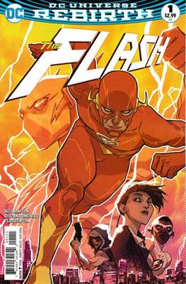 The Flash Vol. 5 (2016-2020) #1