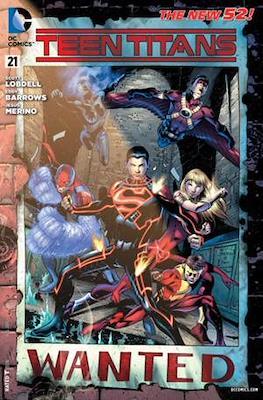 Teen Titans Vol. 4 (2011-2014) #21