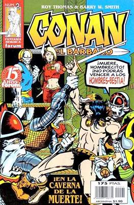 Conan el Bárbaro (1998-2001) (Grapa 24 pp) #2