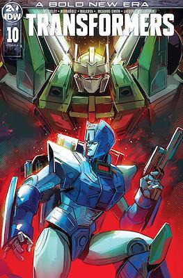 Transformers (2019) (Comic Book) #10