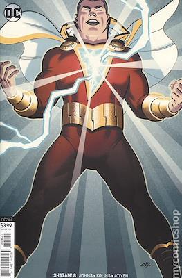 Shazam! Vol. 3 (2018- Variant Cover) (Comic Book) #8